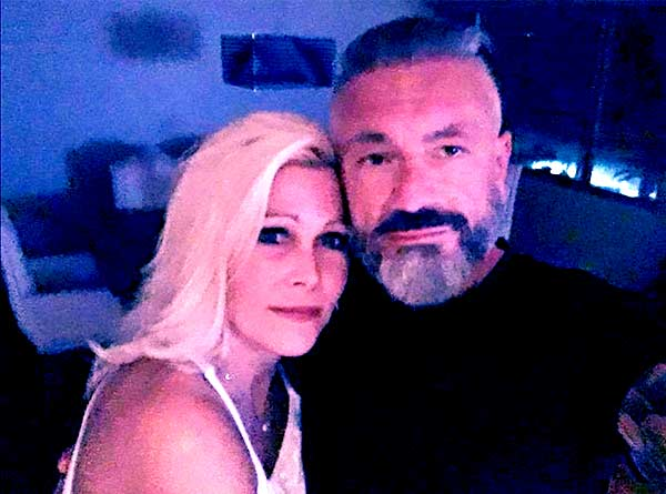 Image of Larry Caputo is currently dating with Connie Stauddy