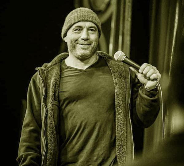 Image of American stand-up comedian, Joe Rogan