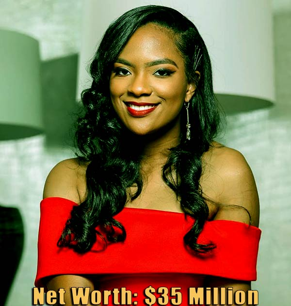 Image of TV Personality, Kandi Burruss net worth is $35 million