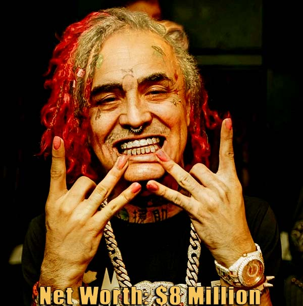 Image of American rapper, Lil Pump net worth is $8 million