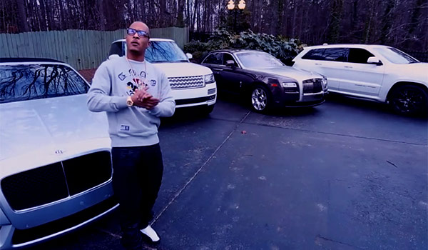 Image of Songwriter, T.I car collections
